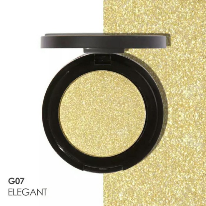 Focallure single eyeshadow glitter #7