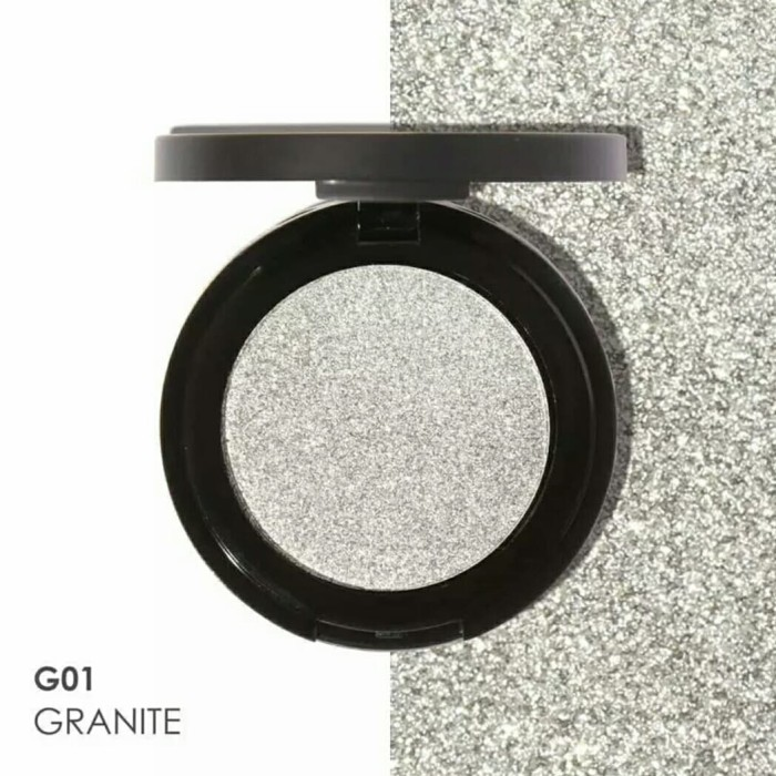 Focallure single eyeshadow glitter #1