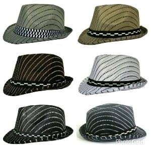 b13554ac1d6 Topi Bowler Hat Topi Chaplin Topi Bulat Caplin Dewasa Promo - Wiring ...