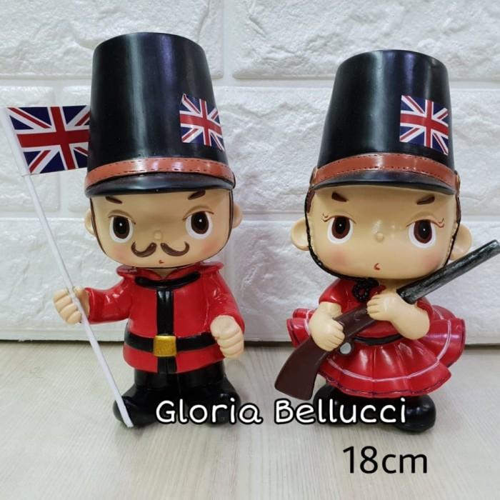 harga Patung pajangan miniatur tentara london / inggris / prajurit Tokopedia.com