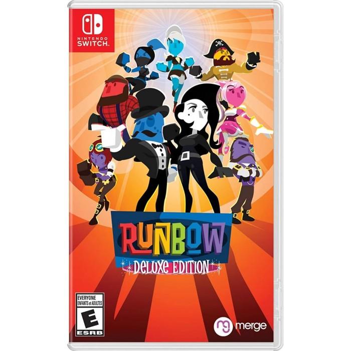 harga Switch runbow deluxe edition (usa/english) Tokopedia.com