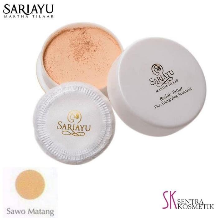 Katalog Bedak Tabur Sariayu Travelbon.com
