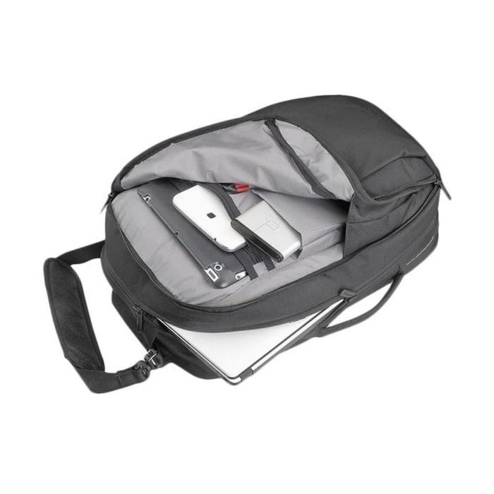 Bodypack T3 Logic LT14 Commodius Tas Pria - Hitam