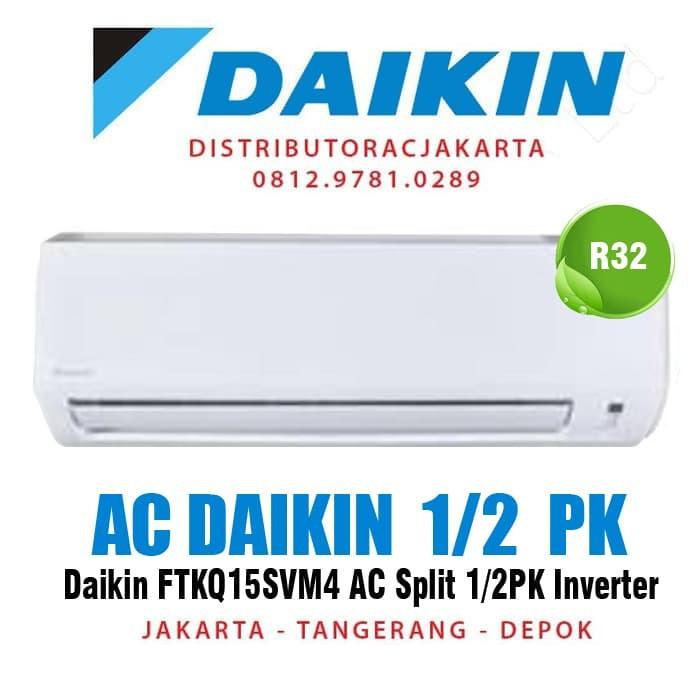Info Ac Daikin Inverter 1 2pk Travelbon.com