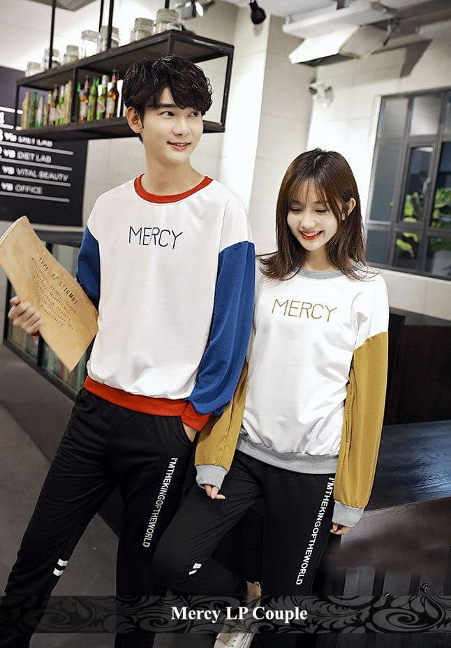 Foto Produk jual sweater terlengkap | sweater distro | sweater polos | mercy lp dari koleksi baju couple