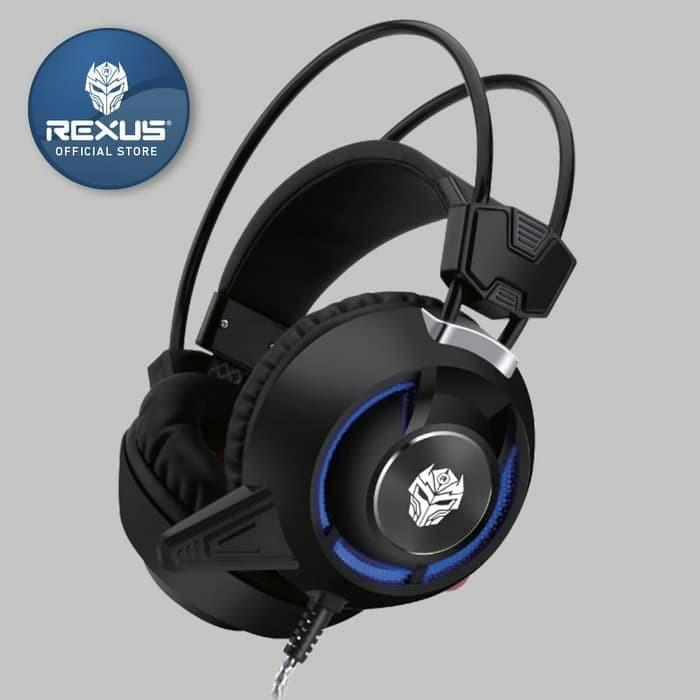 Rexus Headset Gaming Thundervox HX10 7.1 PREMIUM QUALITY