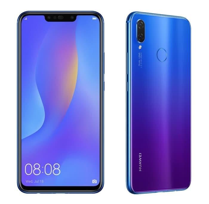 Huawei nova 3i garansi resmi - Hitam