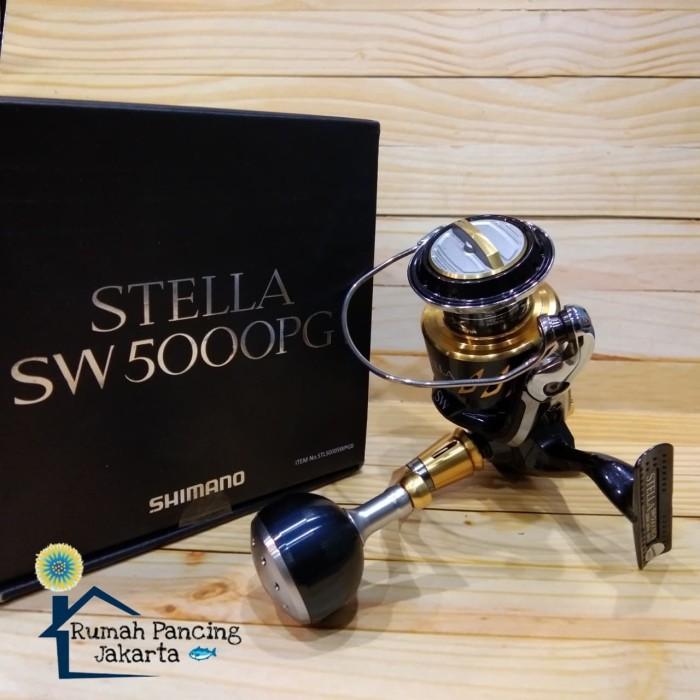 harga Reel shimano stella sw 5000 pg Tokopedia.com
