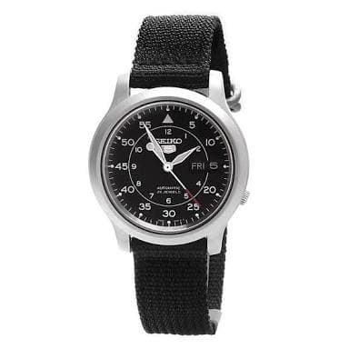 harga Seiko 5 snk809 / snk809k2 automatic nylon strap - jam tangan original Tokopedia.com