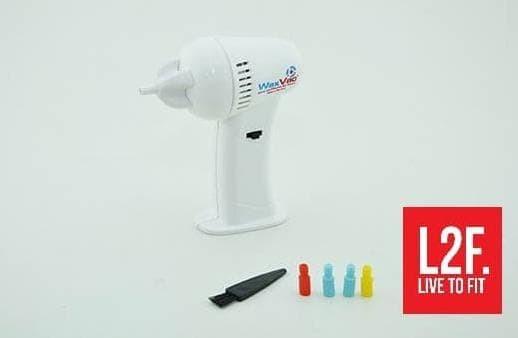 Alat Pembersih Telinga \U002F Wax Vac Electric Ear Wax Vacuum Removal
