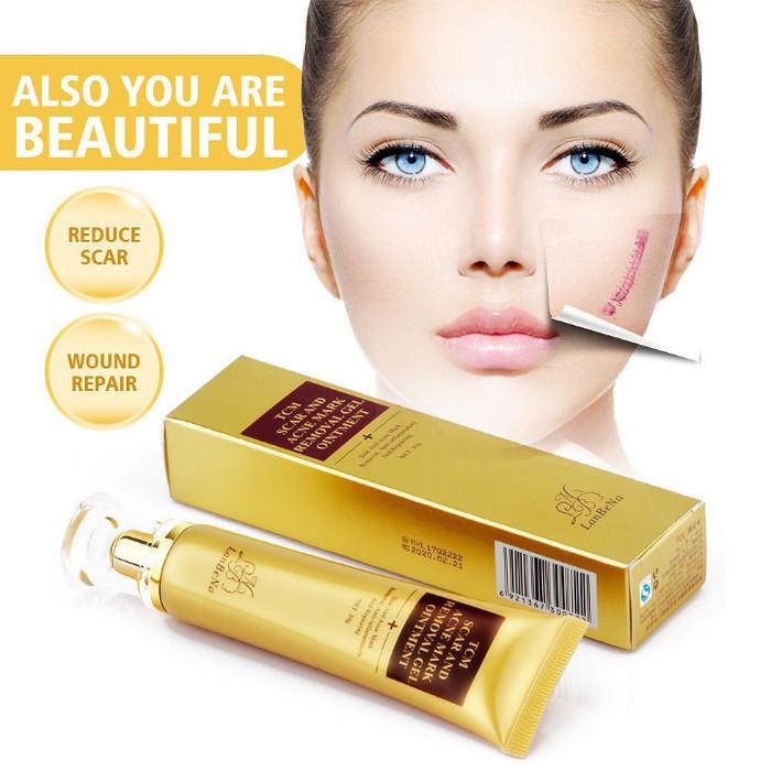 harga Tcm scar and acne mark removal gel ointment penghilang bekas luka Tokopedia.com