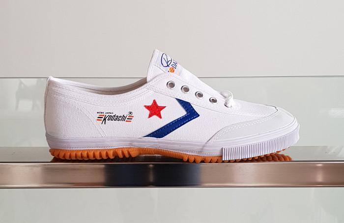 Foto Produk Sepatu capung kodachi 8119 putih dari SunZ Bicycle88