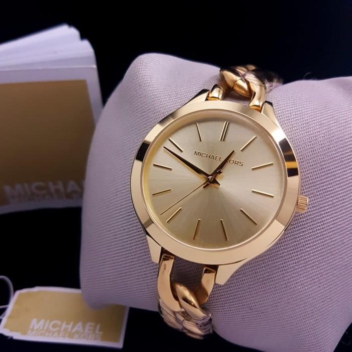 8f72f2e0b811 Jual Jam Tangan Wanita Michael Kors gold Original BM - DIANHOKYSTORE ...