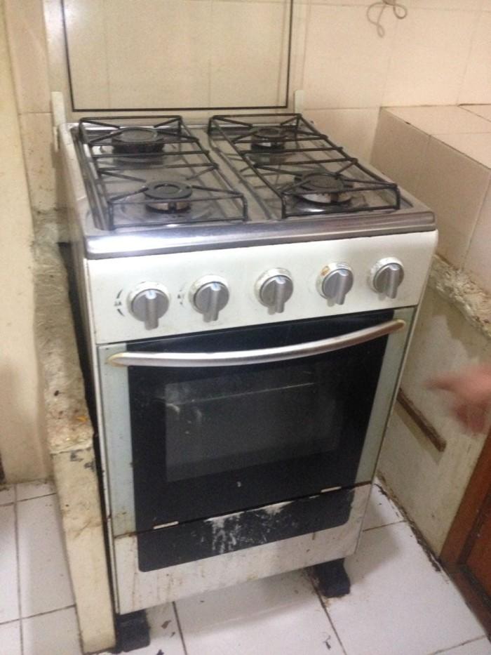 Jual Standing Kitchen Set Mainan Kompor Oven Akat Dapur Masak