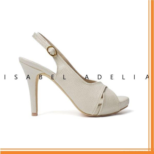 Termurah Isabel BRENDA Sepatu Wanita Hak Tinggi Slingback Heels