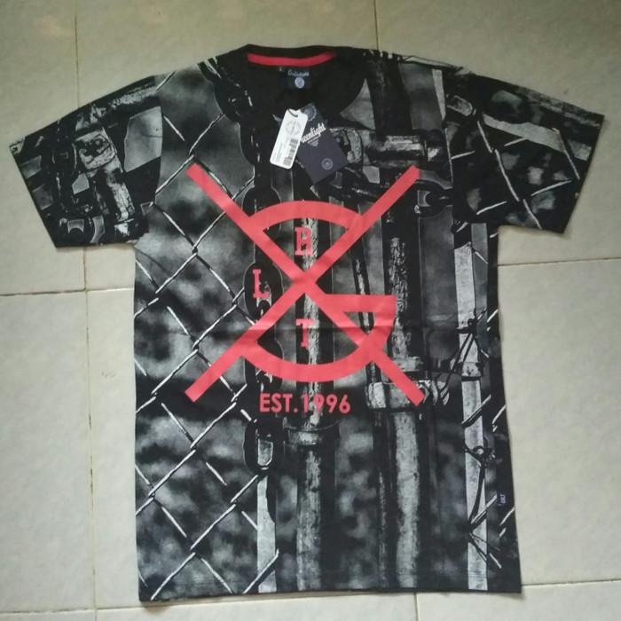 09 Typo 01 T-shirt GRLT Ariel / Kaos Baju Greenlight Ariel
