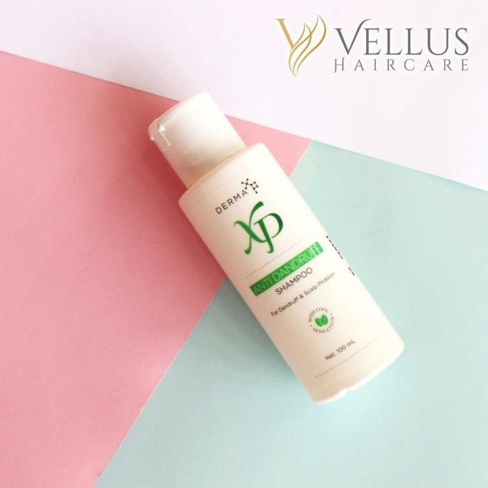 Jual Derma XP Anti Dandruff Shampoo With Climbazole and Piroctone Olamine -  Kota Surakarta - Vellus Haircare | Tokopedia