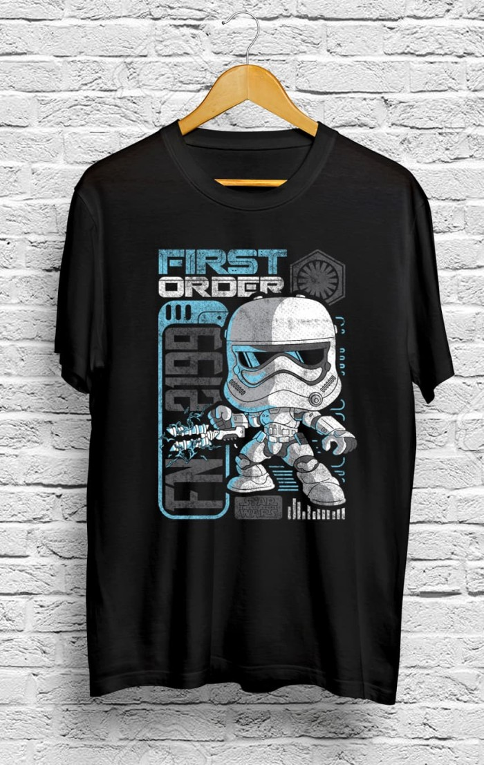 harga Funko pop! tees tshirt kaos cotton stormtrooper star wars Tokopedia.com