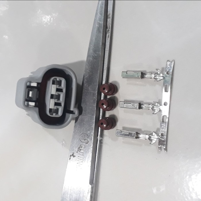 Jual Soket iscv (idle speed control valve) New Original toyota-honda-suzuki  - Kab  Sleman - BJM garage | Tokopedia