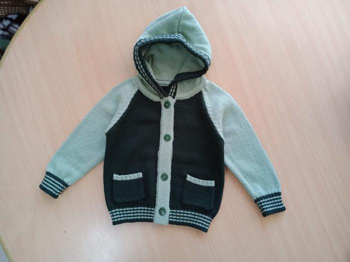 Jual Sweater Rajut Hoodie 8832 Jaket Bayi Baby Boy - 6 - 12 Bulan ... 744e6588aa