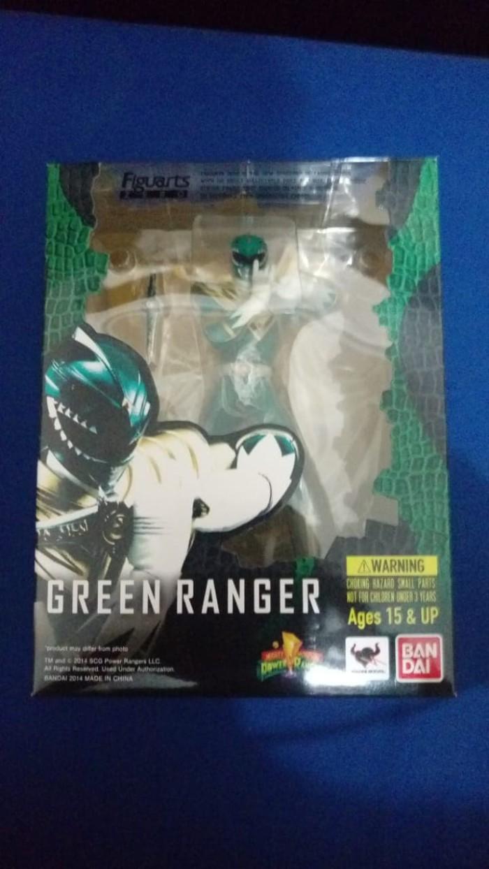 Jual FZO Green Ranger Power Rangers Mighty Morphin Jakarta Selatan Scarytoys