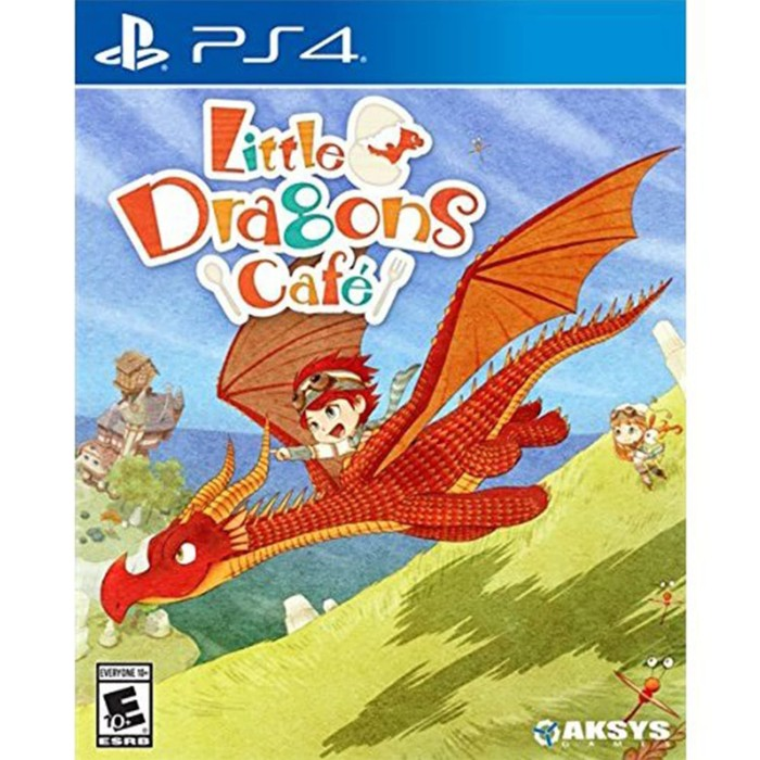 [ps4] little dragons cafe (r1)