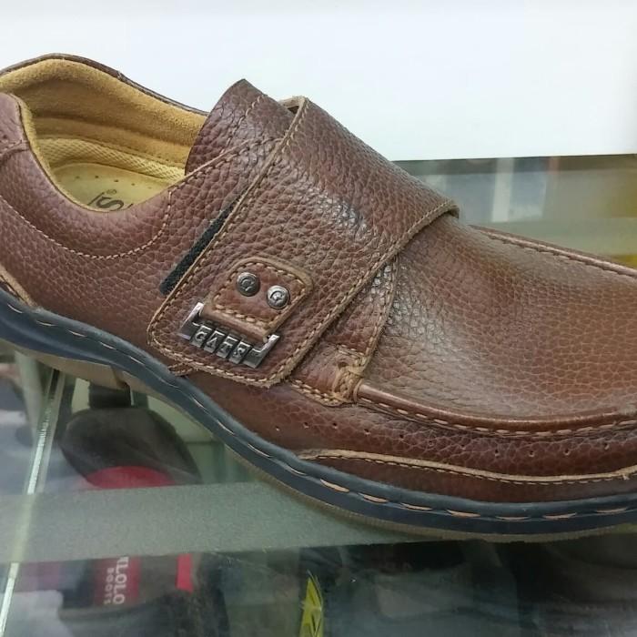 harga Sepatu kulit gats br 5502 (brown) Tokopedia.com