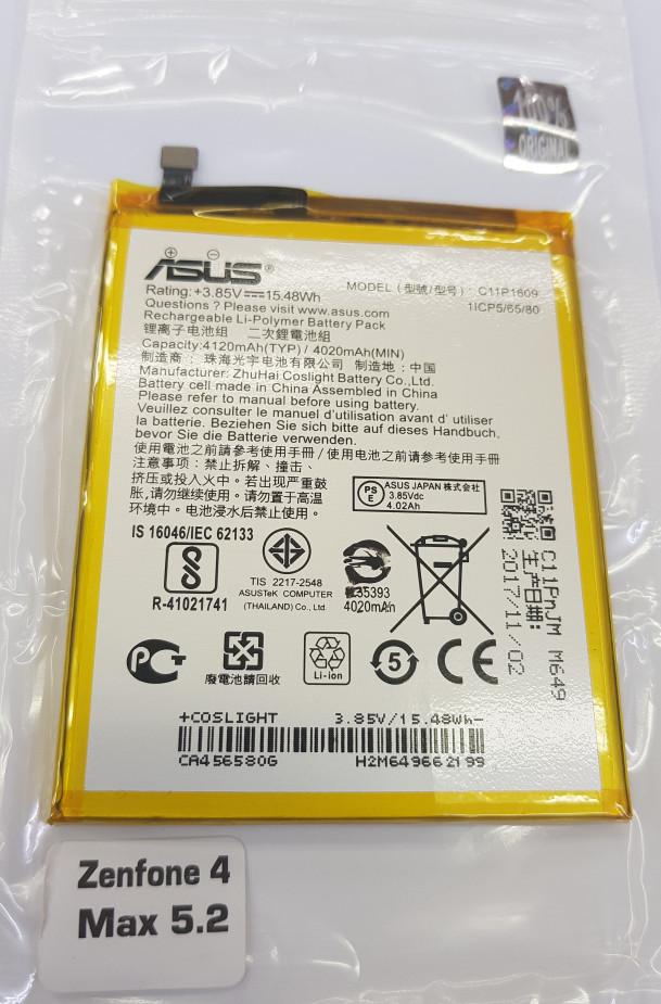 harga Batere battery baterai asus zenfone 4 max zc520kl 5.2 x00hd original Tokopedia.com