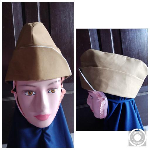 Jual Topi Peci Pejuang Veteran Murah - Fanza Toko Beladiri  4fdbd27c82
