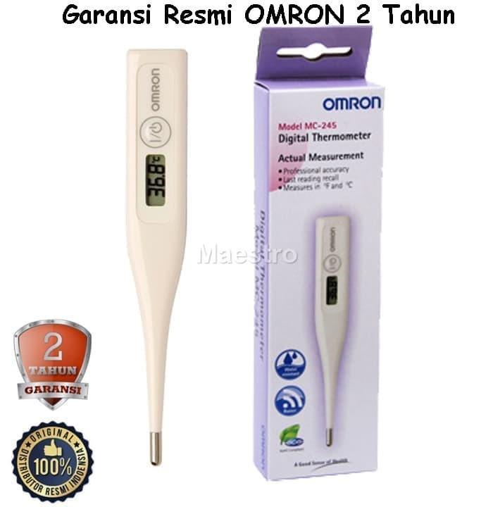 OMRON MC-245 Termometer Digital Thermometer Alat Ukur Suhu Badan MC245 f9ca16d3ff156