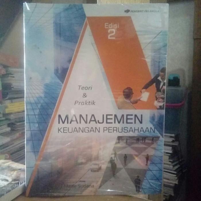 Erlangga Buku Manajemen Jl 1 Ed 13 Robbins Coulter Harga Terbaru Source · Manajemen keuangan perusahaan