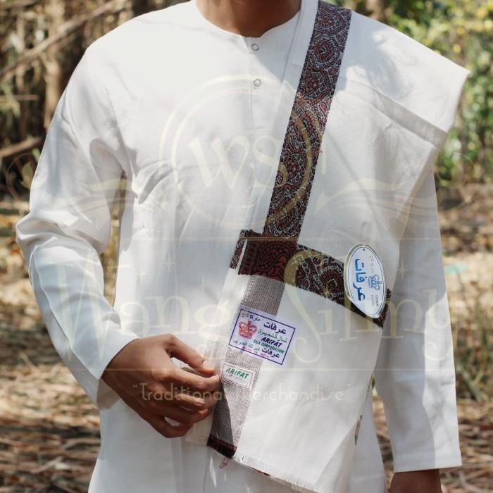 harga Sorban kashmiri asli india putih gading - sorban haji - kashmiri Tokopedia.com