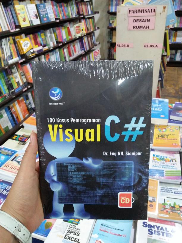 100 Kasus Pemrograman Visual C# (Sianipar)