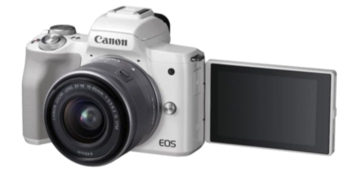 harga Canon eos m50 15-45mm is stm Tokopedia.com