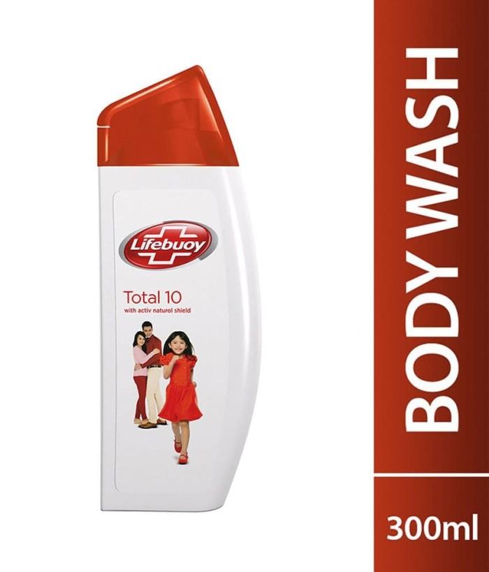 Foto Produk Lifebuoy Body Wash Total 10 300Ml dari Artha Mart