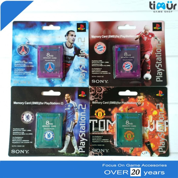 harga Memory card mc ps2 8mb lampu Tokopedia.com