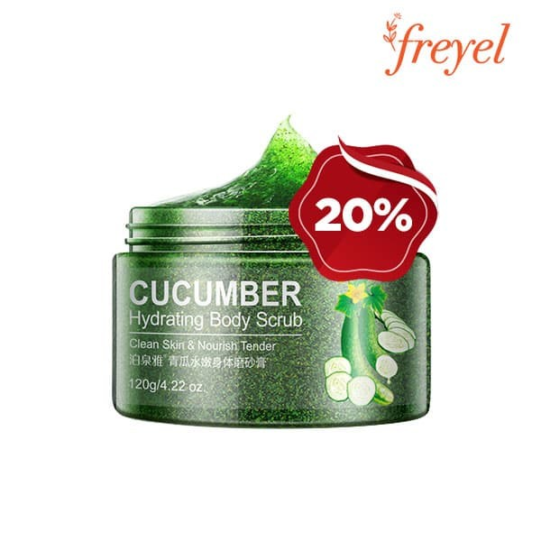 harga Bioaqua cucumber hydrating body scrub / scrub tubuh / skc01546 Tokopedia.com