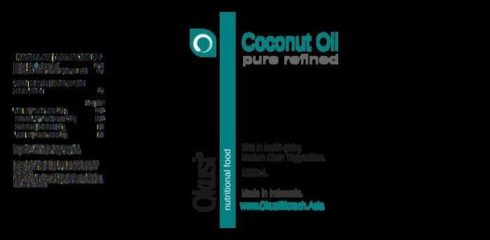 Foto Produk Super Promo Pure Coconut Oil - Minyak Kelapa Murni - 1 Liter dari Jaela Store.ID