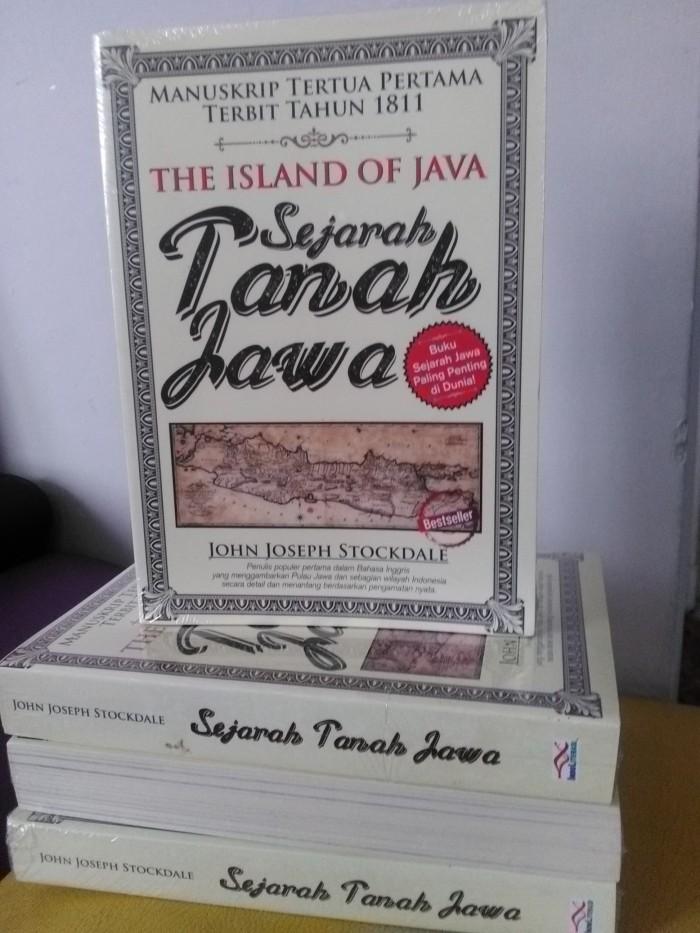 THE ISLAND OF JAVA - SEJARAH TANAH JAWA
