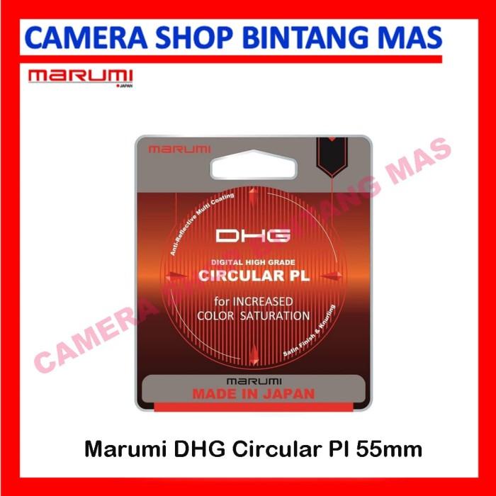 harga Marumi dhg cpl ( circular polarizer ) 55mm Tokopedia.com