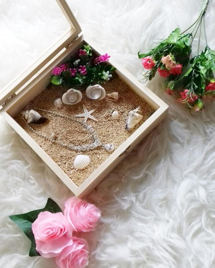 Jual Kotak Cincin Pernikahan Hantaran Pernikahan Seserahan Mas Kawin Jakarta Utara Misss Nathalie Shopp Tokopedia