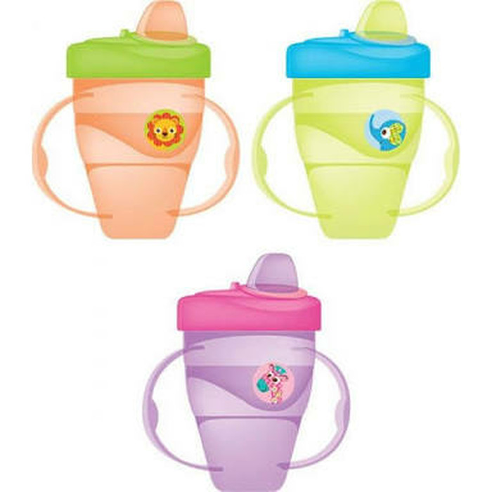 Foto Produk Baby Safe Training Cup with Hard Spout 210ml AP006 dari moms & baby collections