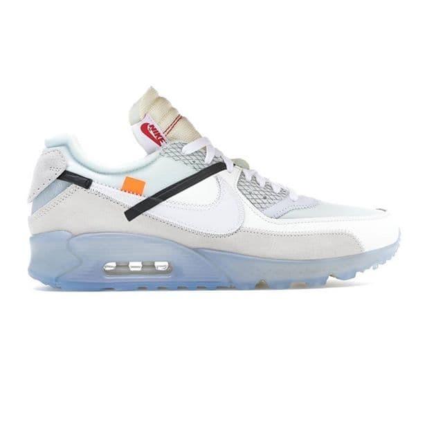 Jual Off White x Nike Air Max 90 - Kota