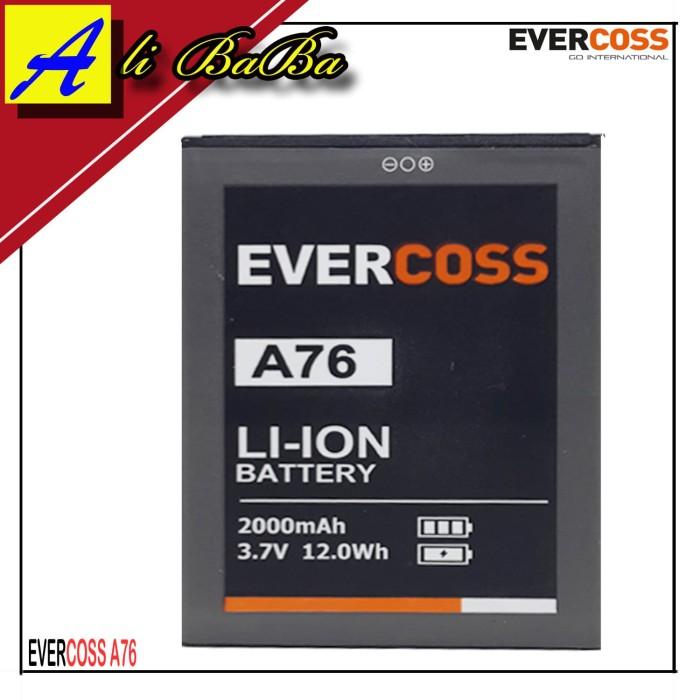 harga Baterai handphone evercoss a76 winner y double power evercoss batre Tokopedia.com