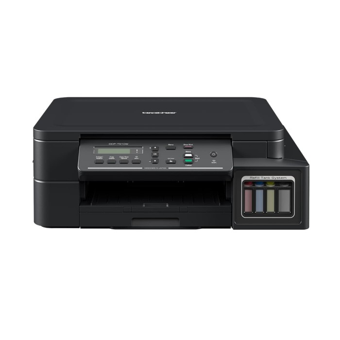 harga Brother ink tank system dcp-t510w – printer ink jet with wi-fi Tokopedia.com