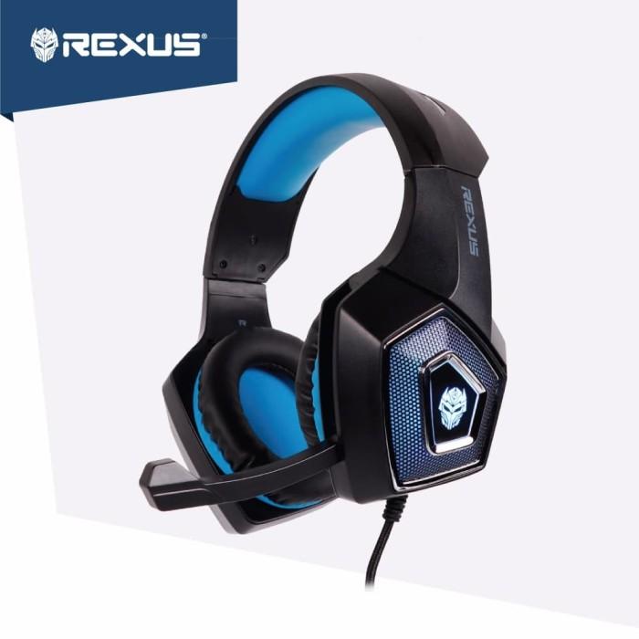 Rexus Headset Gaming Vonix F65 - Blanja.com