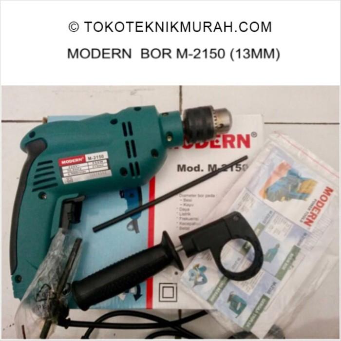 Modern M2150 / M 2150 / M-2150 13 mm Mesin Bor Tembok 1 Barang Oke