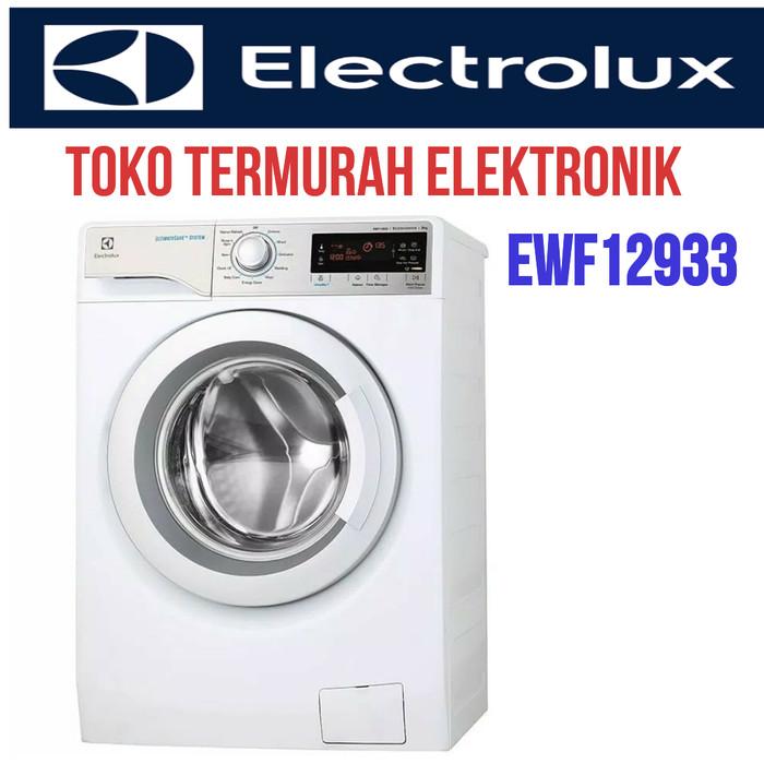 ELECTROLUX MESIN CUCI 9KG 1200RPM EWF12933