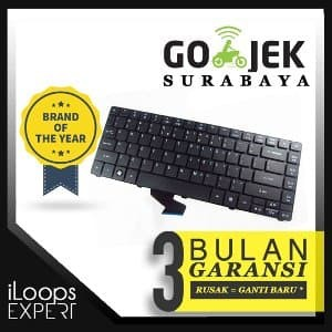 Keyboard Laptop ACER Aspire 3410 3810T 4250 4253 4336 4349 4410 4535