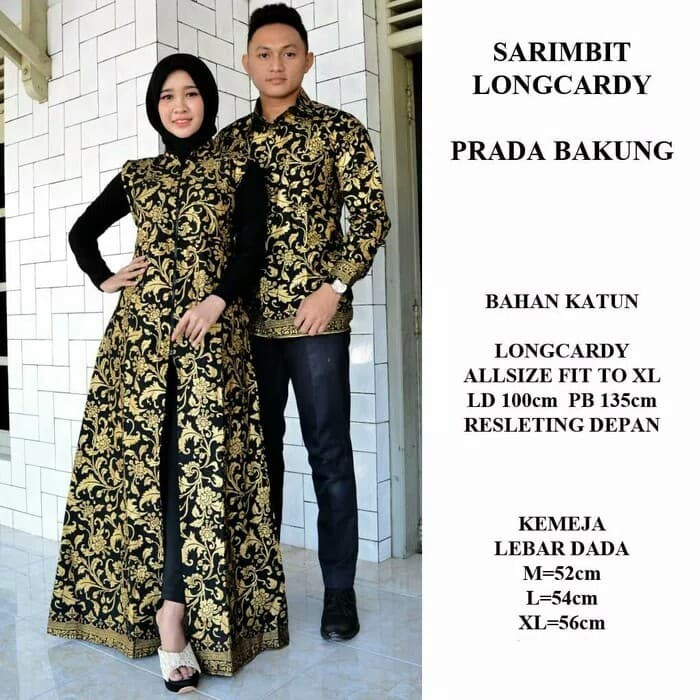 88 Gaya Baju Batik Modern Keluarga Paling Hist